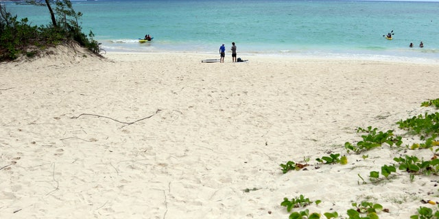 Kailua Beach Park in Kailua, Hawaii has been selected as the best stretch of sand on an annual list of Dr. Beach's top U.S. beaches