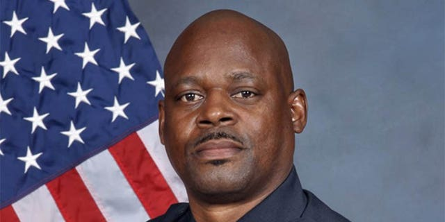 Sgt. Kelvin Ansari spent 21 years in the U.S. Army before joining the Savannah Police Department.