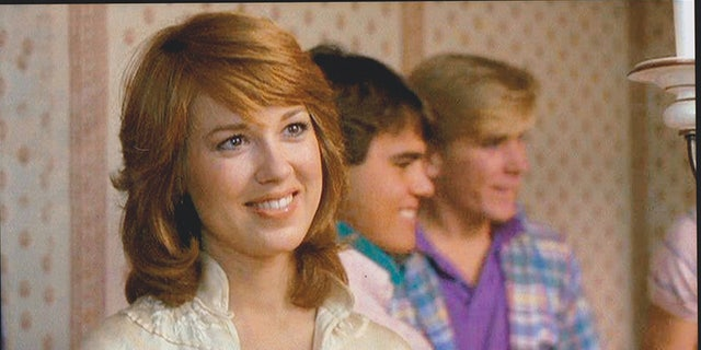"Lee Purcell in 1983's ""Valley Girl."""