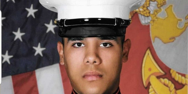 Lance Cpl. Hans Sandoval-Pereyra, 21, died at the Royal Darwin Hospital in Northern Australia after succumbing to injuries he sustained during a training exercise at the Mount Bundey Training Area on Saturday.