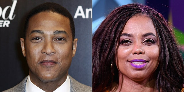 CNN anchor Don Lemon and former ESPN host Jemele Hill have both famously called President Trump racist.
