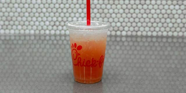 To complete the meal, the label has also released a Strawberry Passion Tea Lemonade. The new drink was created to