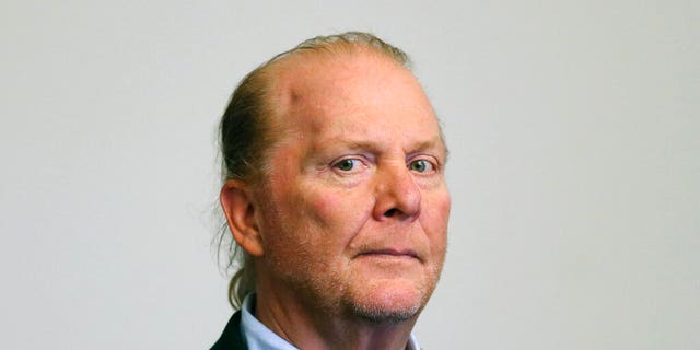 Westlake Legal Group MarioBataliDavidLRyanTheBostonGlobeViaAP3 Mario Batali pleads not guilty to assault charge at arraignment in Boston Michael Bartiromo fox-news/food-drink/food/celebrity-chefs fox-news/entertainment/genres/crime fox news fnc/food-drink fnc article 4fb687fa-bd0a-5039-b5ca-bfdb879abbca