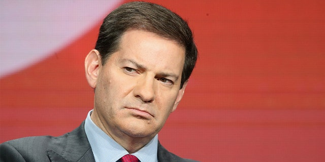 Disgraced political journalist Mark Halperin took to Twitter with a new apology Sunday. (Frederick M. Brown/Getty Images, File)