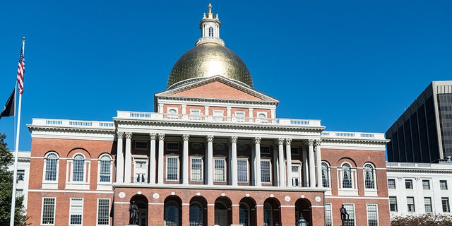 "Democratic lawmakers in the Massachusetts State House in Boston want to take ""God"" out of the oath of office for every elected official in the Bay State. (iStock)"
