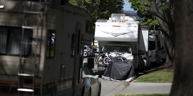 Westlake Legal Group MountainViewRVGetty22019 In Google's hometown, some residents are living on the streets in RVs fox-news/tech/companies/google fox news fnc/tech fnc Brooke Crothers article 369936f0-0843-5f36-bdc0-bd41a78fc960