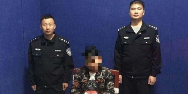 "A man in eastern China was detained by police after giving his dogs ""illegal"" names after government officials."