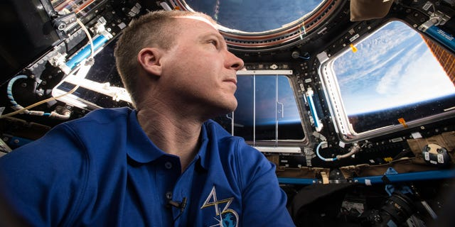File photo - Expedition 43 commander and NASA astronaut Terry Virts is seen here inside of the International Space Station's Cupola module.