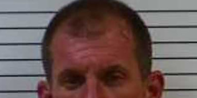 Owen Dean, 44, was arrested for allegedly possessing a weapon of mass destruction.
