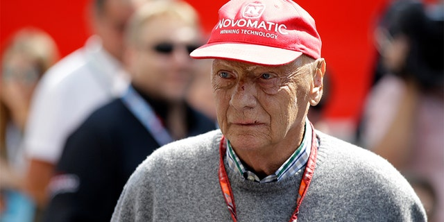 Lauda won three F1 titles, with two coming after his horrific crash.