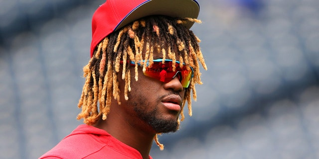 Phillies OF Odubel Herrera Arrested for Domestic Violence in Atlantic City