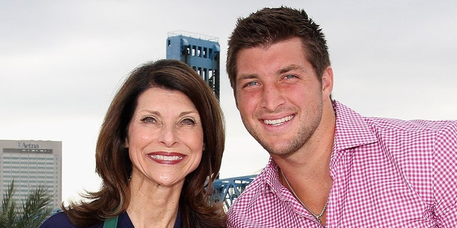 Pam Tebow spoke about the impact faith had on her life and how she raised her son, former NFL quarterback Tim Tebow. (Photo by Don Juan Moore/Getty Images for Taste Of Home Magazine)