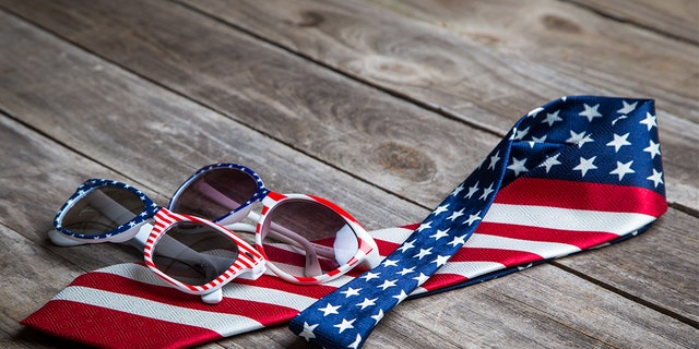 Campher responded that the stains were no problem if he could get them out himself. He told Johnson he'd been on a serious search for the perfect patriotic American tie because he wanted to wear it proudly on a special day – the day he was taking the oath to become a U.S. citizen. (iStock)