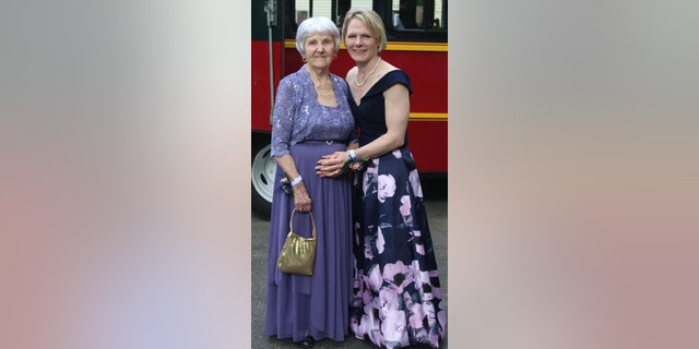 Helen Danis, 97, finally got to attend the prom close to 80 years after she couldn't afford to attend as a high school student.