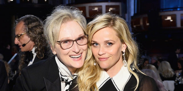 "Reese Witherspoon said that on the first day of filming ""Big Little Lies"" season 2, she worked with icon Meryl Streep, who joined the cast for the second season."