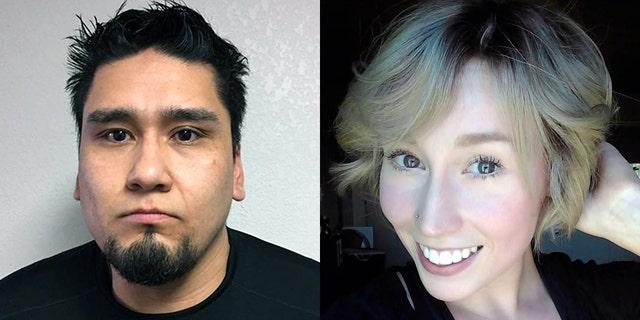 Robert Fabian, left, was accused of killing girlfriend Zuzu Verk.