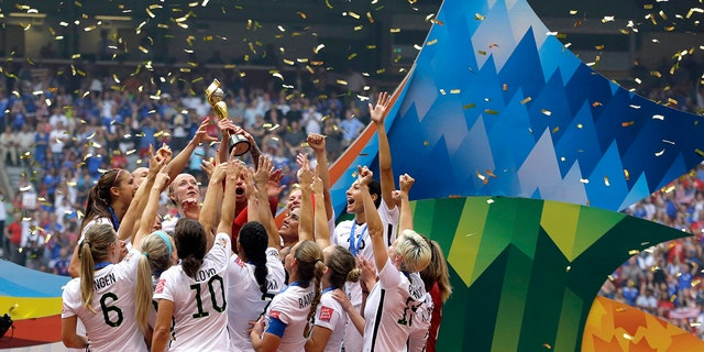 FIFA believes the ticket issues will be rectified. (AP Photo/Elaine Thompson, File)