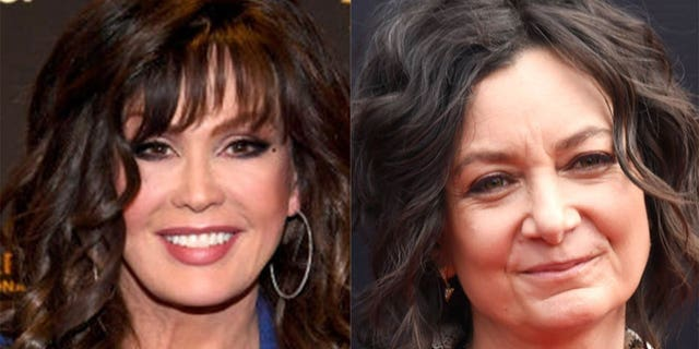 """Marie Osmond is set to replace Sara Gilbert as co-host on """"The Talk"""" when the CBS talk show returns for Season 10 in September."""