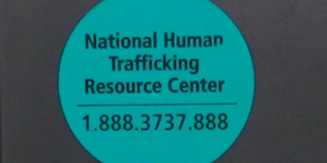 National Human Trafficking Resource Center 1-888-373-7888