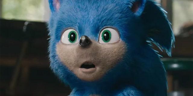 Sonic the Hedgehog is voiced by actor Ben Schwartz.