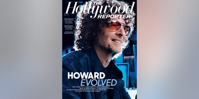 Howard Stern opened up about his cancer scare in an interview with The Hollywood Reporter.
