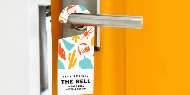 Taco Bell opens a resort hotel. Yes, it's really happening.
