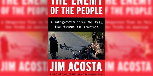 """The Enemy of the People: A Dangerous Time to Tell the Truth in America,"" comes out June 11."