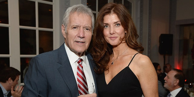 Alex Trebek revealed that his wife, Jean Currivan, has been the best support he's had throughout his cancer battle.