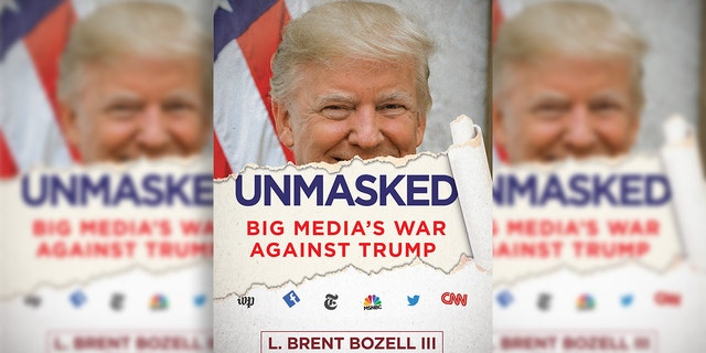 """Umasked -- Big Media's War Against Trump"" hits stores on June 4."
