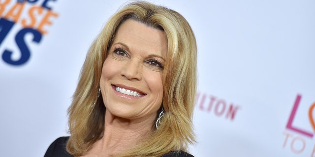 Vanna White attends the 26th Annual Race to Erase MS Gala at The Beverly Hilton Hotel on May 10, 2019 in Beverly Hills, California. (Photo by Axelle/Bauer-Griffin/FilmMagic)