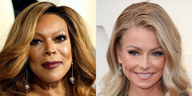 "Wendy Williams (left) defended Kelly Ripa this week over the former ""All My Children"" star's comments on ""The Bachelor"" franchise. (Getty)"
