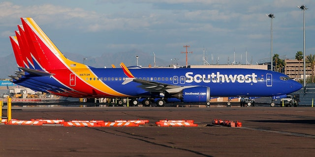 For the time being, Southwest has removed the Max planes from its flights scheduled through Aug. 5.