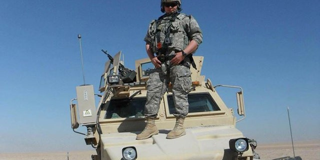 Artem, 30, served two tours in Iraq with the U.S. Army.