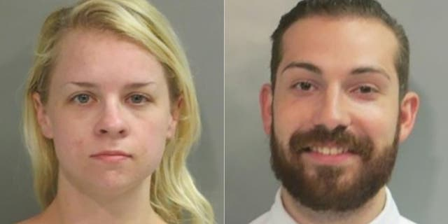Maxine Feldstein, 30, was sentenced to 30 years in prison for impersonating a sheriff's deputy to bust her boyfriend, Nicholas Lowe, out of jail.