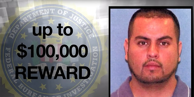 An award of up to $100,000 is being offered for information leading to the capture of Arnoldo Jimenez, the FBI announced Wednesday.