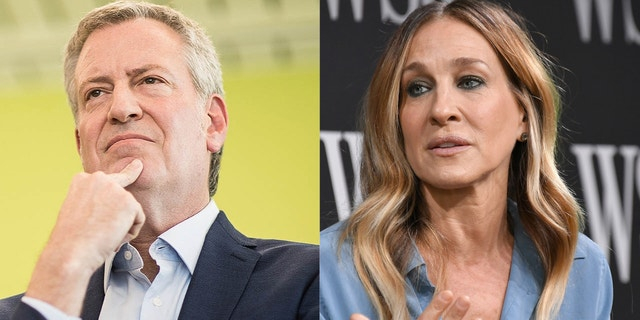 "New York City Mayor Bill de Blasio came under fire from ""Sex and the City"" actress Sarah Jessica Parker. The starlet took issue with de Blasio's alleged proposed cuts to New York City libraries."