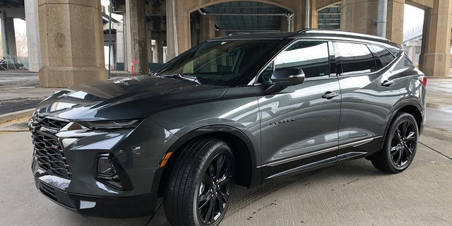 2019 Chevrolet Blazer test drive: It's back, but not the ...