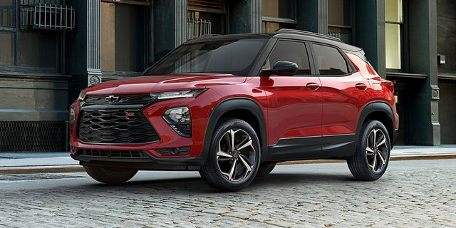 Chevy Trailblazer slots between Trax and Equinox, arrives in early 2020
