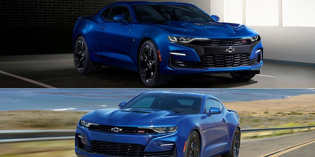 Facetime Chevrolet Camaro Gets A Quick Makeover Amid