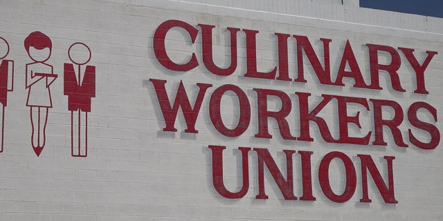 The Culinary Unions is one of the more influential unions in Nevada, with 60,000 members.