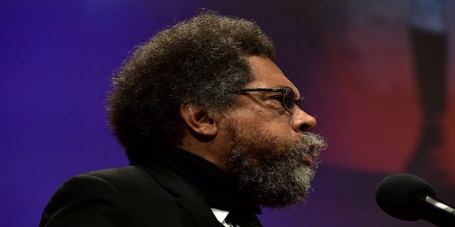 "Cornel West said Tuesday ""if Trump comes out strong on criminal justice reform, he is going to get a slice of the black vote."""