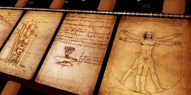 Leonardo da Vinci was both an inventor and artist during the Renaissance.