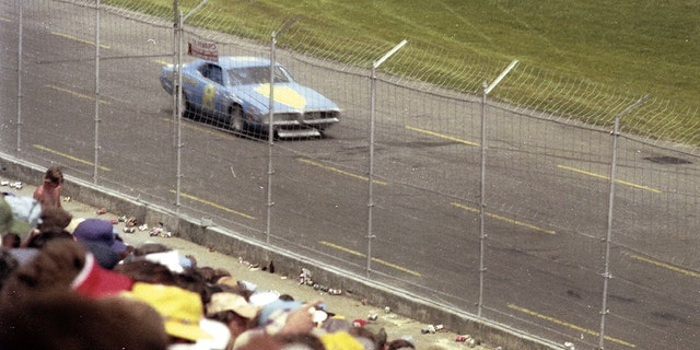 Earnhardt Sr. made is NASCAR Cup debut at Charlotte Motor Speedway in 1975.