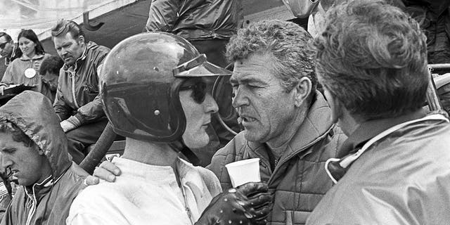 Miles was Shelby's top test driver during the development of the Ford GtT40 that would win the 1966 24 Hours of Le Mans.