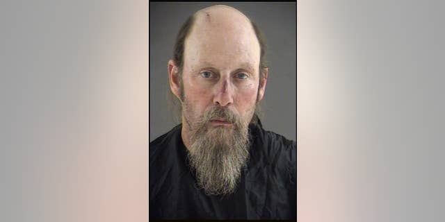 """Mark Turner, 56, was arrested after he allegedly shot two people and left another injured after a fight over whether Chevys or Fords were better.<br data-cke-eol=""""1"""">"""