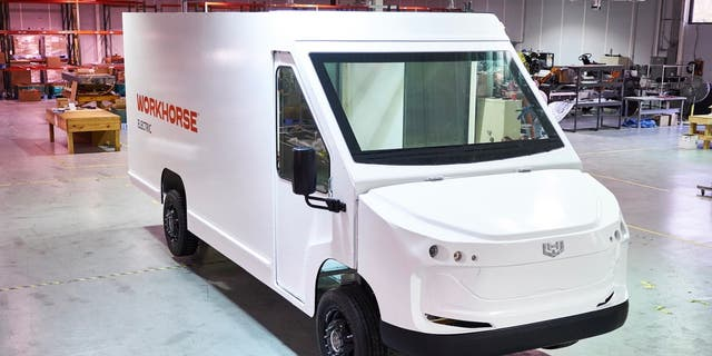 The electric NGEN-1000 has a 100-mile range per charge.