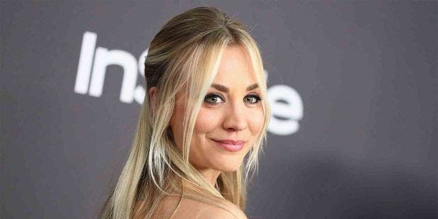 Kaley Cuoco discussed taking on a role that's different from her 'Big Bang Theory' character.
