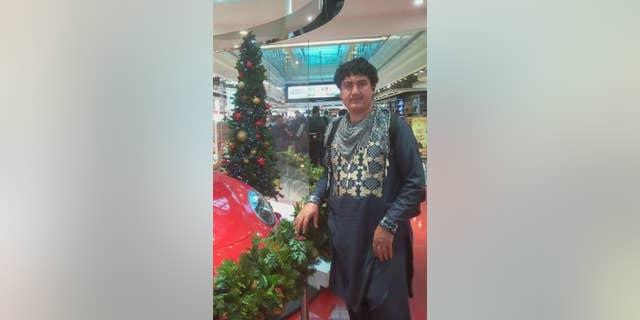 Afus Afghani