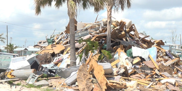 Seven months after Hurricane Michael, this is still the reality in Mexico Beach