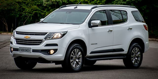 The Colorado-based Trailblazer is available outside of the U.S.